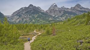 grand teton national park jackson hole hiking grand tetons yellowstone placs to hike