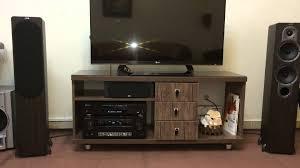 jamo 5 1 home theater system jamo s 426 u0026 pioneer vsx 523 youtube