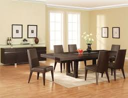 Leather Dining Room Chairs Design Ideas Modern Dining Room Furniture Design Amaza Design