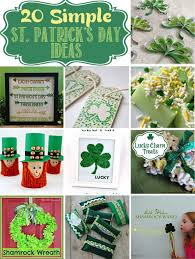 st patrick u0027s day craft ideas