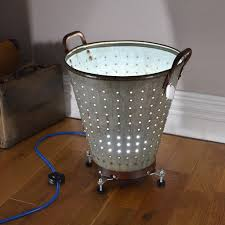 upcycled uplighter u0027mr mussel u0027 it u0027s a light funky unusual