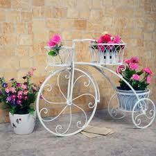 free shipping decorative european iron craft flower stand plant