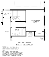 Jack And Jill Bathroom Floor Plan Royal Cypress Preserve The Madeira Fl Home Design