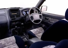Navara D40 Interior Nissan Navara D22