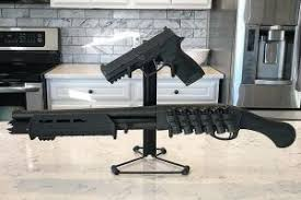 tactical home decor double trouble guns gun gunsdaily pewpew pewpewlife pistol