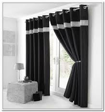 Modern Curtains Designs Black And White Curtains For The Luxurious Atmosphere In Your Home