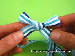 tie ribbon ribbon bow tying and