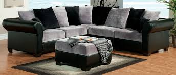 Sectional With Ottoman Buy Furniture Of America Sm6705 Othello Sectional With Ottoman