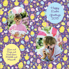 easter wrapping paper custom easter wrapping paper personalized easter gift wrap by