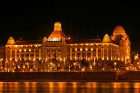 Bad Budapest Kostenlose Foto Licht Nacht Stadtbild Abend Betrachtung