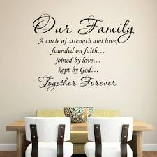our family together forever quotes letter pattern design pvc our family together forever quotes letter pattern design pvc removable wall sticker wedding decoration vinyl mural large wall stickers for kids large wall