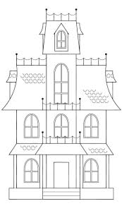 haunted house floor plan house drawing plan layout drawings by four room modelismo hld com
