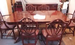 Duncan Phyfe Dining Room Set by Antique Duncan Phyfe Dining Room Set U2022 1 800 00 Picclick