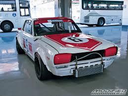 nissan race car nissan skyline kpgc10 gt r