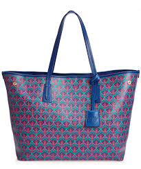marlborough tote bag in iphis canvas liberty