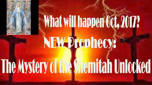 mystery of the shemitah what will happen oct 2017 new prophecy the mystery of the