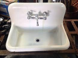 antique farmhouse sink cast iron antique farm sink freem co