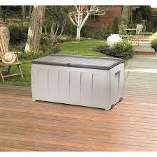 cheap keter brightwood 120 gallon deck box find keter brightwood