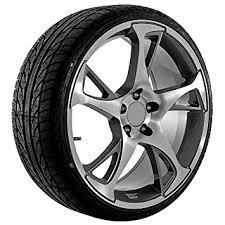 20 audi rims amazon com 20 inch audi wheels rims tires fits a4 s4 a6 s6 a8 s8