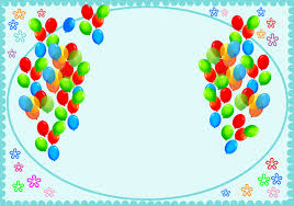 happy birthday printable cards for kids birthday decoration