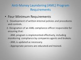 aml training program presented by continental funding corp ppt