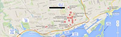 Queens College Map Great Runs In Toronto U2013 Great Runs U2013 Medium