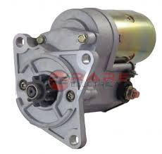 rareelectrical gear reduction starter motor ford tractor 3910 4000