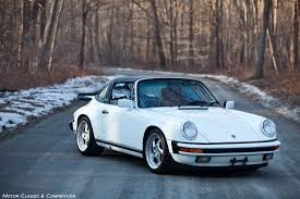 classic porsche 911 1987 porsche 911 carrera targa