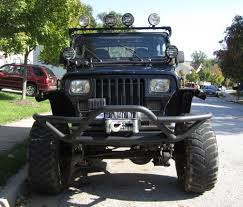 jeep sahara lifted jeepclassifieds com lifted 94 wrangler