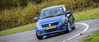 5 things we love and about the suzuki swift sport
