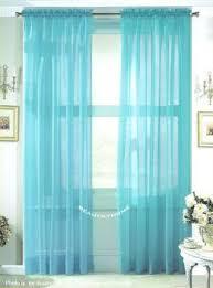 Seafoam Green Sheer Curtains 14 Best Bathroom Draperies Images On Bathroom Luxury