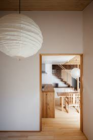 Japanese Lighting Traditional Japanese Elements Meet Modern Design At The Cocoon House