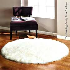 Fur Area Rug Sheepskin Rug Living Room Excellent Stunning Area Rugs On