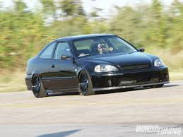 Backyard Special Eg 1999 Honda Civic Si Five Star Build Honda Tuning Magazine