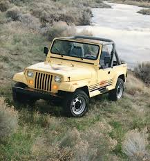 texas jeep grill jeep heritage 1986 1995 jeep wrangler yj the jeep blog