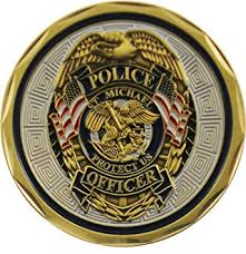 amazon coin black friday amazon com police officer st michael law enforcement challenge