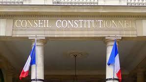 si e du conseil constitutionnel la loi sur la fin de vie du 2 février 2016 soumise au conseil