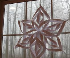 super cool easy 6 pointed snowflake 7 steps