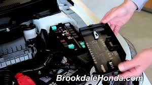 2013 honda civic locating the fuse box and fuses how to by