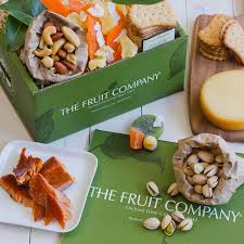 salmon snack gift box the fruit company
