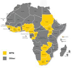 Map Of Nigeria Africa by Mtn Major African Mobile Markets Future Growth Prospects