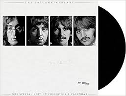 50th anniversary photo album 2018 special edition the beatles white album calendar day