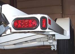 led boat trailer lights trailmaster vanguard custom boat trailers boat trailering tips