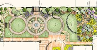 garden garden plan drawing download landscape design drawing