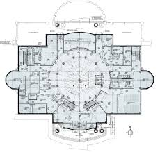 floor plans open the doors completing union s new library for a first floor