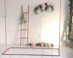 wedding arch backdrop wedding arch etsy