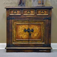 Dining Room Sideboard by Hand Painted Furniture Hand Painted Furniture Old World Dining