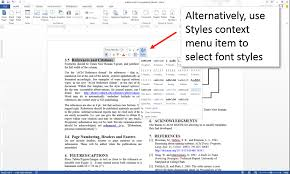 technical report word template create an accessible acm using microsoft word sigaccess