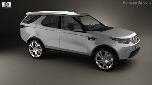 nissan range rover 360 view of land rover discovery vision 2014 3d model hum3d store