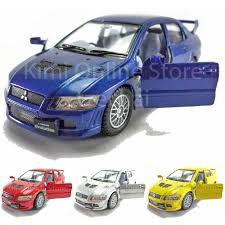 lancer evo 7 kinsmart diecast car 1 36 mitsubish end 2 11 2020 12 35 pm